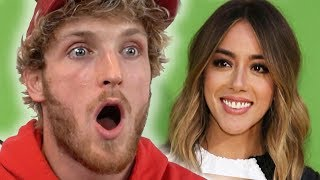 Logan Paul Asked If He Still Loves Chloe Bennet In Awkward Video – HollywoodLife
