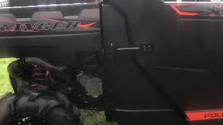 9. 2019 Polaris ranger highlifter edition