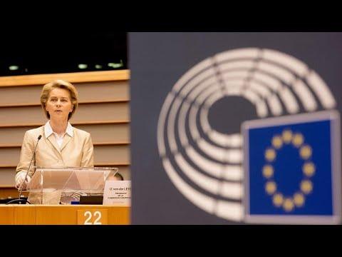 Ούρσουλα φον ντερ Λάιεν: Ο ευρωπαϊκός προϋπολογισμός θα είναι το νέο «Σχέδιο Μάρσαλ»…