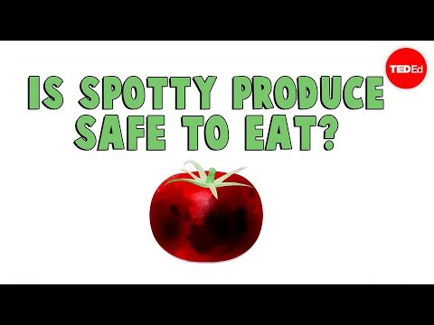 Spotty Fruit & Veg: How Dangerous Are They?