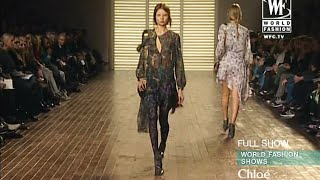 Chloe Fall/Winter 2008 Full Show  High Quality (HQ)  Paris, March 1, 2008© World Fashion Channel