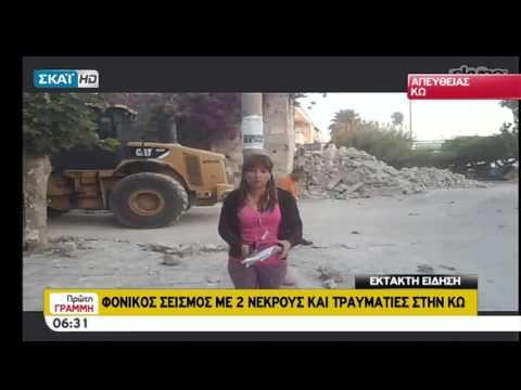 Video - Λασίθι: Σεισμική δόνηση 4.3 Ρίχτερ