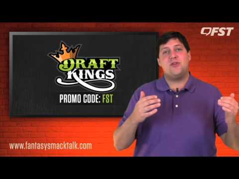 Divisional Playoff Round – 2016 Daily Fantasy Football DraftKings Value Picks thumbnail