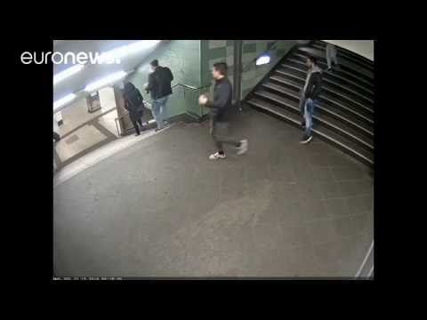 Berlin: Woman Kicked Down Stairs At Metro Station In Random Attack