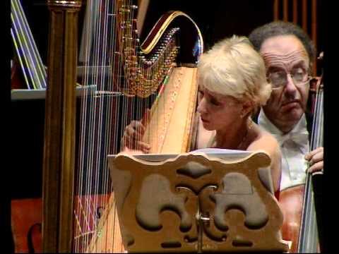 Julia Rovinsky Harpist