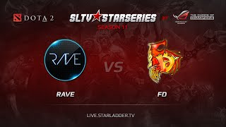 FD vs Rave, game 1