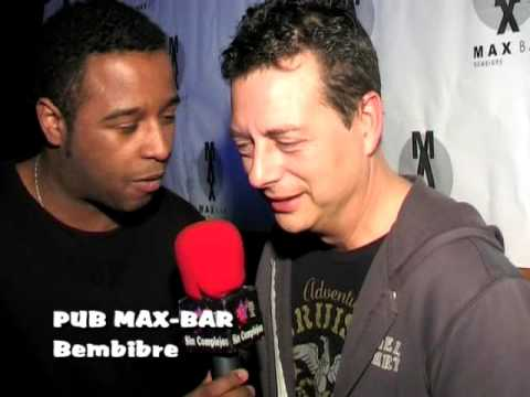 MAX BAR DJ TONY PERET