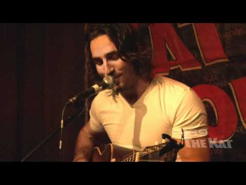 Jake Owen performs a 96.9 Kat Exclusive performance