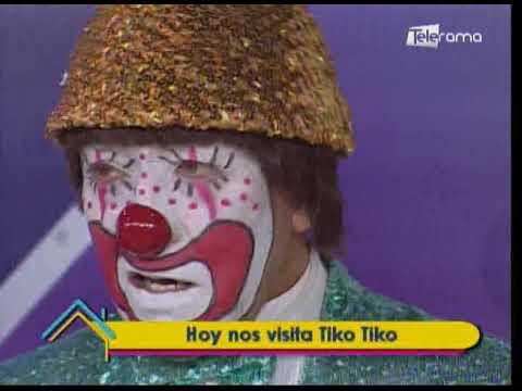 Hoy nos visita Tiko Tiko