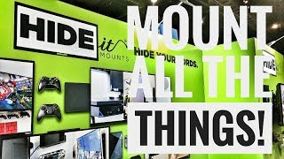I hate wires showing and I hate clutter. So does HIDEit Mounts. Share your hate in clutter and check out their innovative wall mounts for your consoles, controllers and more!For More Info: https://hideitmounts.com/----------------------------------Follow us at:http://www.lazytech.tvFacebook: http://www.facebook.com/lazytechtvGoogle+: http://plus.google.com/+lazytechtvTwitter: http://www.twitter.com/lazytechtvInstagram: http://www.instagram.com/lazytechtvFollow Tony at:http://www.about.me/tninja3000Google+: http://plus.google.com/+tonyhannidesTwitter: http://www.twitter.com/LazyTechTony