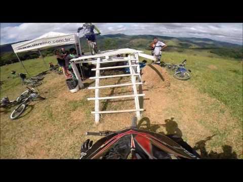1ª Etapa do estadual carioca de Downhill 2008 - Simão Pereira/MG