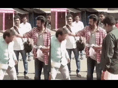 Actor Nandamuri Balakrishna SLAPS his assistant, video goes viral