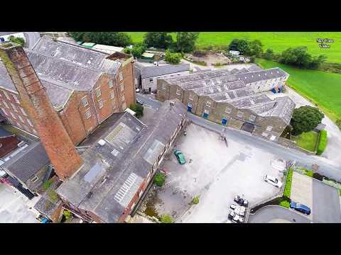 Galgate Drone Video