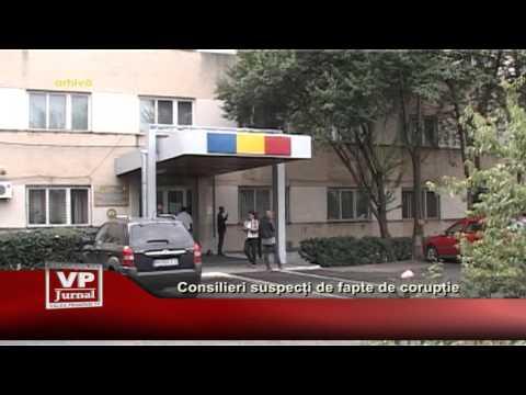 Consilieri suspecți de fapte de corupție