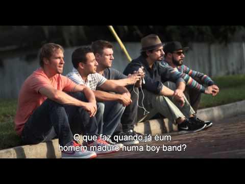 Trailer legendado do novo filme dos Backstreet Boys