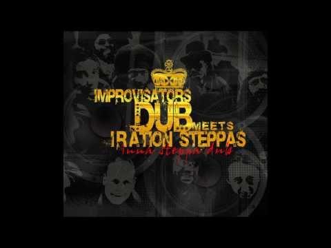 Improvisators Dub Meets Iration Steppas - Cornal Dub (Chopz Dub)