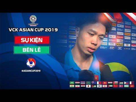 Công Phượng mong người hâm mộ hãy giữ vững niềm tin vào đội tuyển Việt Nam    VFF Channel - Thời lượng: 1:31.