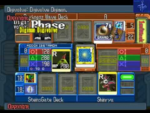 Digimon Digital Card Battle Agumon