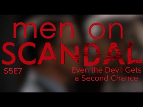 Scandal review/recap - Even the Devil Deserves a Second Chance