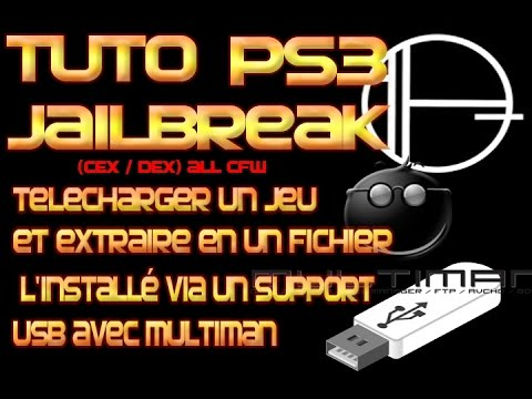 comment installer un fichier pkg sur ps3 sans jailbreak