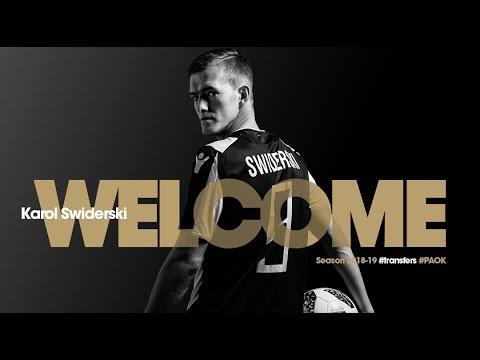 Video - Ετσι αποχαιρέτησε τη Γιαγκελόνια ο Σβιντέρσκι