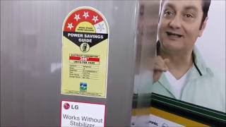 This video is the e-demo and user-manual of the Double Door Refrigerator in Kannada language from start to end, with all questions answered. So go ahead, keep your food - healthy & safe!!Check out this video for more detailed look into the working of your daily appliance - The Double Door Refrigerator For any issues or queries, please call us at:  011-6648 9200 or email us anytime: support@greendust.com
