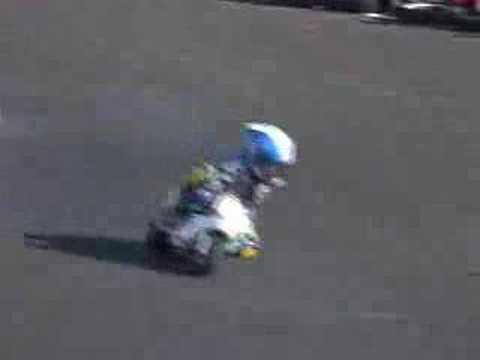 迷你機車賽,下個世界冠軍就在這裡面!