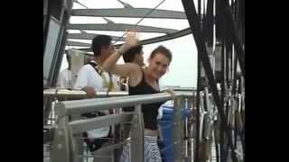 El salto de bungee mas alto del mundo