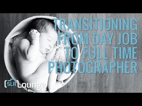 3 Tips for Transitioning From Day Job to Full Time Photographer | Michelle Nicole Interview Part II