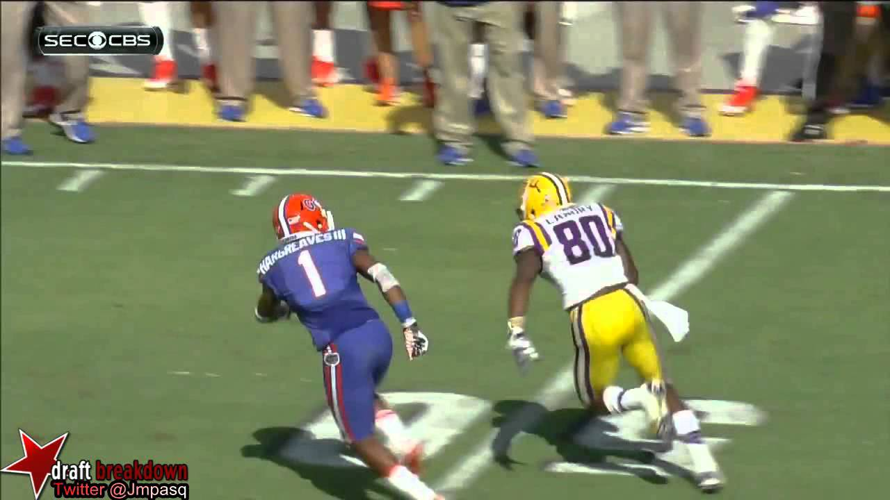 Zach Mettenberger vs Florida (2013)
