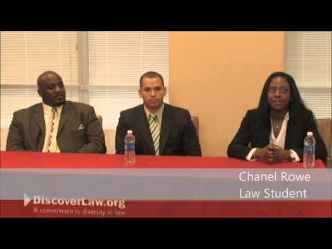 Watch Video: Panel Discussion—Law Student Messages to Community College Students