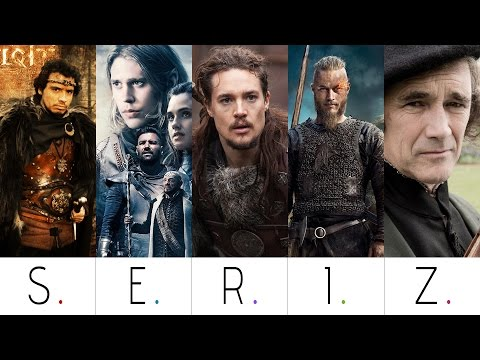 Kaamelott, The Last Kingdom, Wolf HAll : Les Séries Médiévales - SERIZ #18