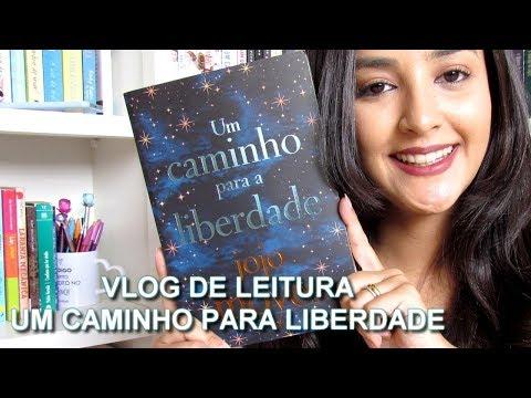 Vlog de Leitura - Um caminho para liberdade (Book Review)