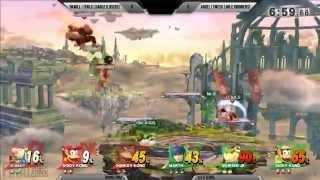 Final Smash Attack Super Smash Bros. Wii U Customs 3v3 Originally streamed on 4/26/2015 at http://twitch.tv/teamsp00ky Grand Final - Will/Jtails/Dabuz vs Mr ...