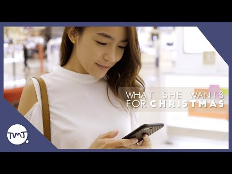 What She Wants For Christmas (видео)