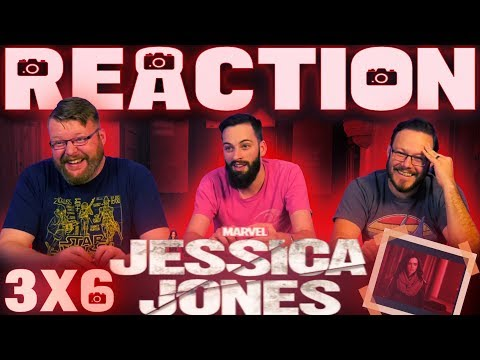 "Jessica Jones 3x6 REACTION!! ""AKA Sorry Face"""