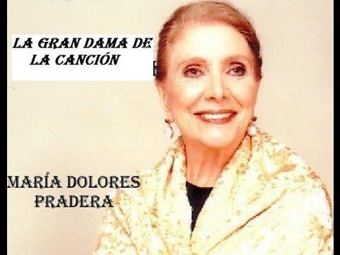 MARÍA DOLORES PRADERA. LAS ACACIAS