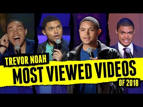 Download Trevor Noah - MOST VIEWED Stand-Up Clips of 2018! (In One Video)