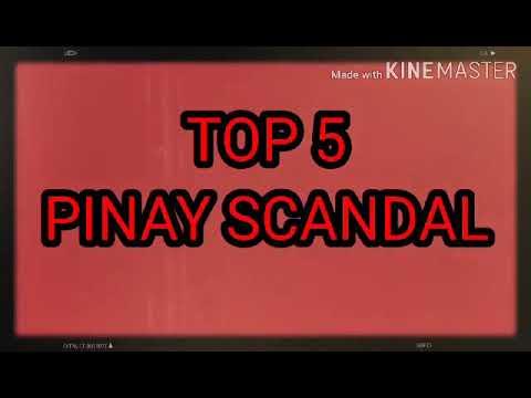TOP 5 PINAY SCANDAL (MAGUGULAT KA SA MAKIKITA MO)