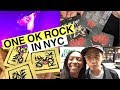 CAMPING OUT FOR ONE OK ROCK | CONCERT VLOG #4