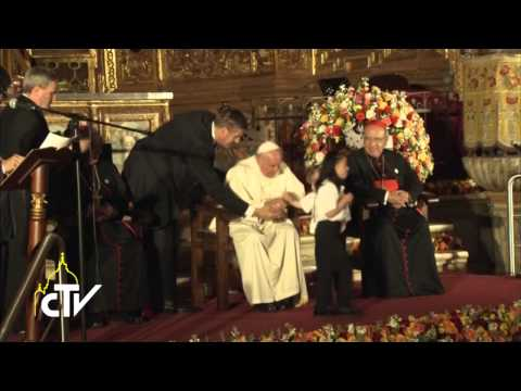 Il viaggio del Papa in Sud America