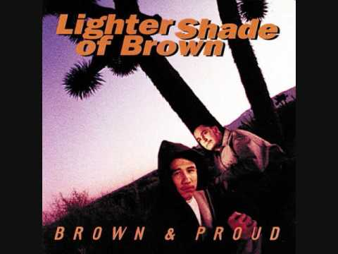Lighter Shade Of Brown - Just The Two Of Us