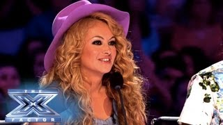 Season 3 Judge Profiles: Paulina Rubio - THE X FACTOR USA 2013
