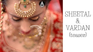 Wedding video (teaser) | Vardan + Sheetal | Din Shagna Da