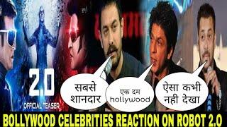 Video Srk, Aamir Khan & Salman Khan Reaction On 2.O Teaser, Bollywood Celebrities Reaction On Robot 2.O MP3, 3GP, MP4, WEBM, AVI, FLV April 2019