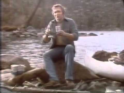 Hamms beer commercial from 1970's.
