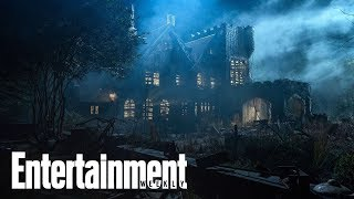 The Haunting Of Hill House Releases First Images & Premiere Date   News Flash   Entertainment Weekly