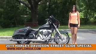 8. New 2014 Harley Davidson Street Glide Special Review *