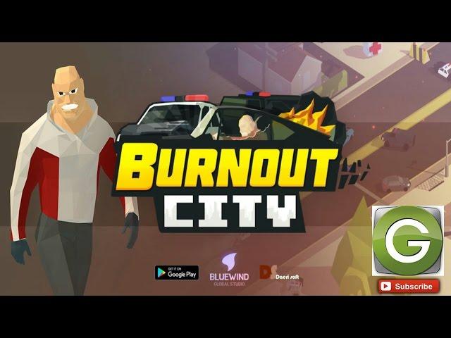 Видео к игре Burnout City