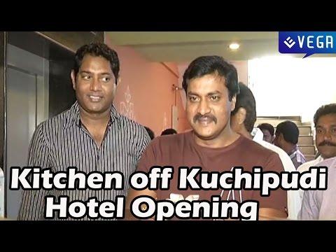 Kitchen Off Kuchipudi Hotel Opening Video